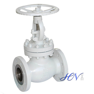 Carbon Steel Flanged Gas Globe Valve