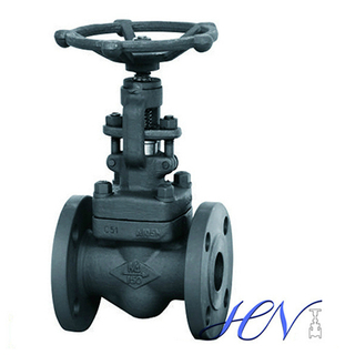 Carbon Steel Forged Flanged Manual Globe Valve