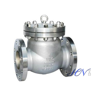 Stainless Steel Bolt Cover Flanged Oil Swing Check Valve