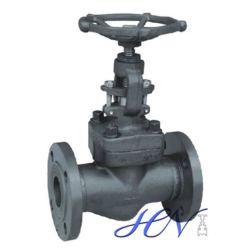 Forged Carbon Steel Flanged Gas Globe Valve
