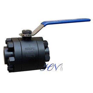 High Pressure Forged Steel ASTM A105 Floating Ball Valve