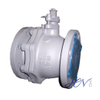 Carbon Steel 150# Flanged Floating Ball Valve