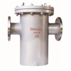 Carbon Steel Flanged Pipeline Basket Strainer