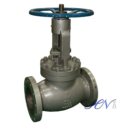 Cast Steel Manual Flanged Gas Globe Valve