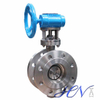 Industrial Flow Control Hard Seal Stainless Steel Double Eccentric Butterfly Valve