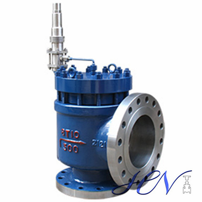 Gas Conventional Pilot Operated Pressure Safety Relief Valve