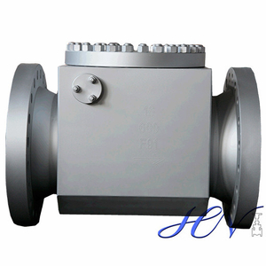 Forged Flanged High Temperature Alloy Steel Swing Check Valve
