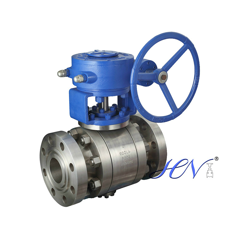 How to choose the right industrial ball valve