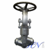 High Pressure Stainless Steel Forged Pressure Seal Bonnet Globe Valve