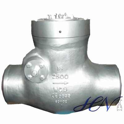 Pressure Seal Cover High Pressure Butt Welding Swing Check Valve