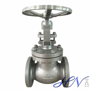 Water Irrigation Manual Flanged Carbon Steel Globe Valve
