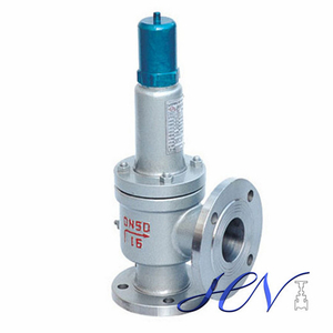 Full Lift Spring Loaded Stainless Steel Pressure Safety Relief Valve