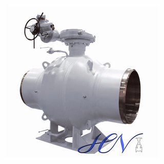 Electric Natural Gas Fire Safe Welded Body Ball Valve